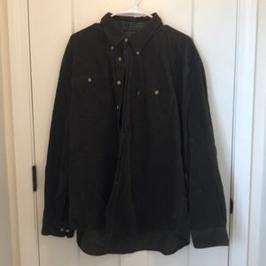 Barbour button down